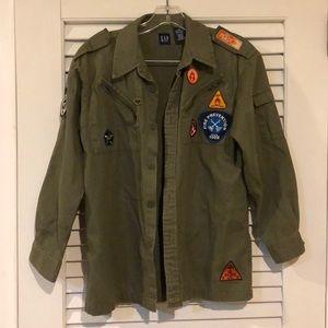 GAP Military/Work Jacket!
